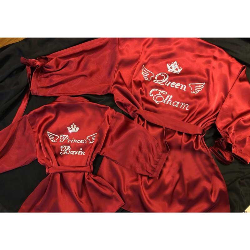 ست لباس خواب بچه گانه مدل victoria588