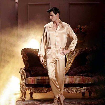 لباس خواب مردانه لباس سکرت مدل victoria999