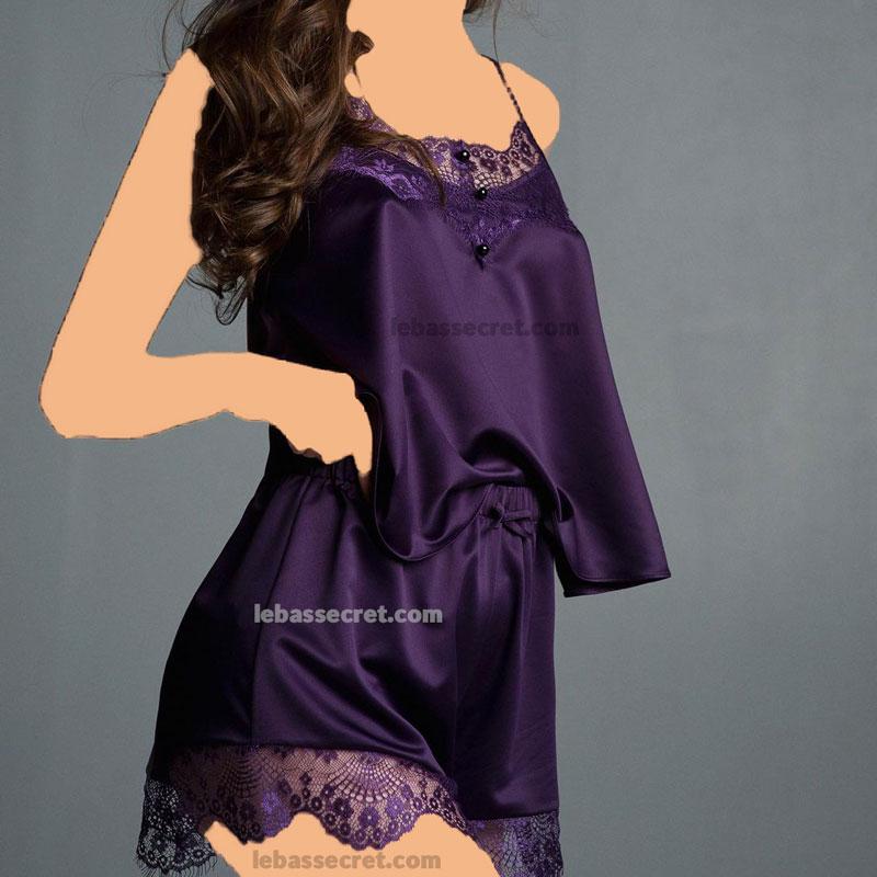 لباس خواب توری victoria727