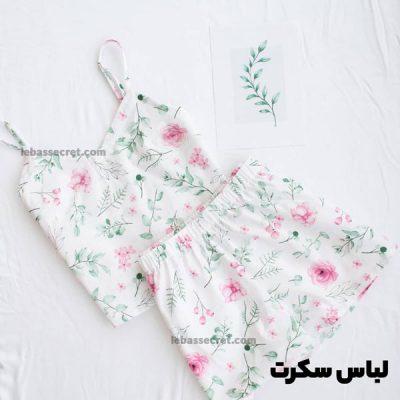 لباس خواب نخی دخترانه