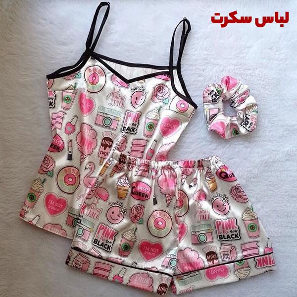 لباس خواب دخترانه فانتزی217